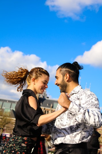 Sonrisas de Tango en Amsterdam