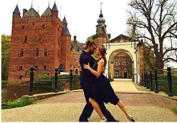 Tango en el Castillo de Neynrode Holanda