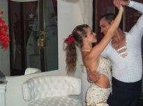 Mora Noel y Charly Salsar show