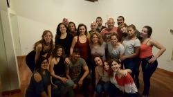 bachata y Salsa grupo