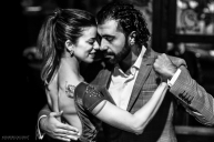 Tango teachers Mora Noel y Adrian Luna